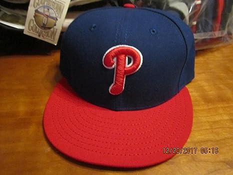 PHILADELPHIA PHILLIES Vintage New Era 59 50 BASEBALL CAP HAT 7 1 4
