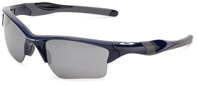 Oakley Half Jacket 2.0 Lunette de soleil Polished Navy Taille Unique ... 3fc83d8615b7