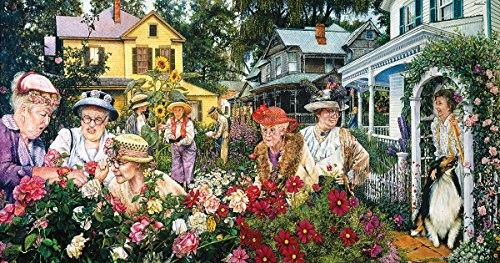Garden Club Ladies 300 Piece Jigsaw Puzzle by SunsOut