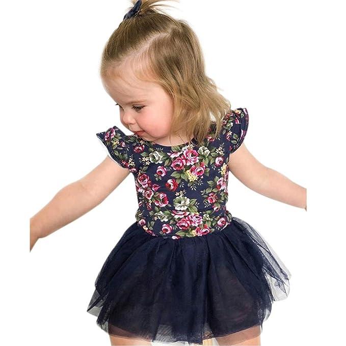 Amazon.com: euone atuendo de bebé 0 – 2 años de edad Niñas ...