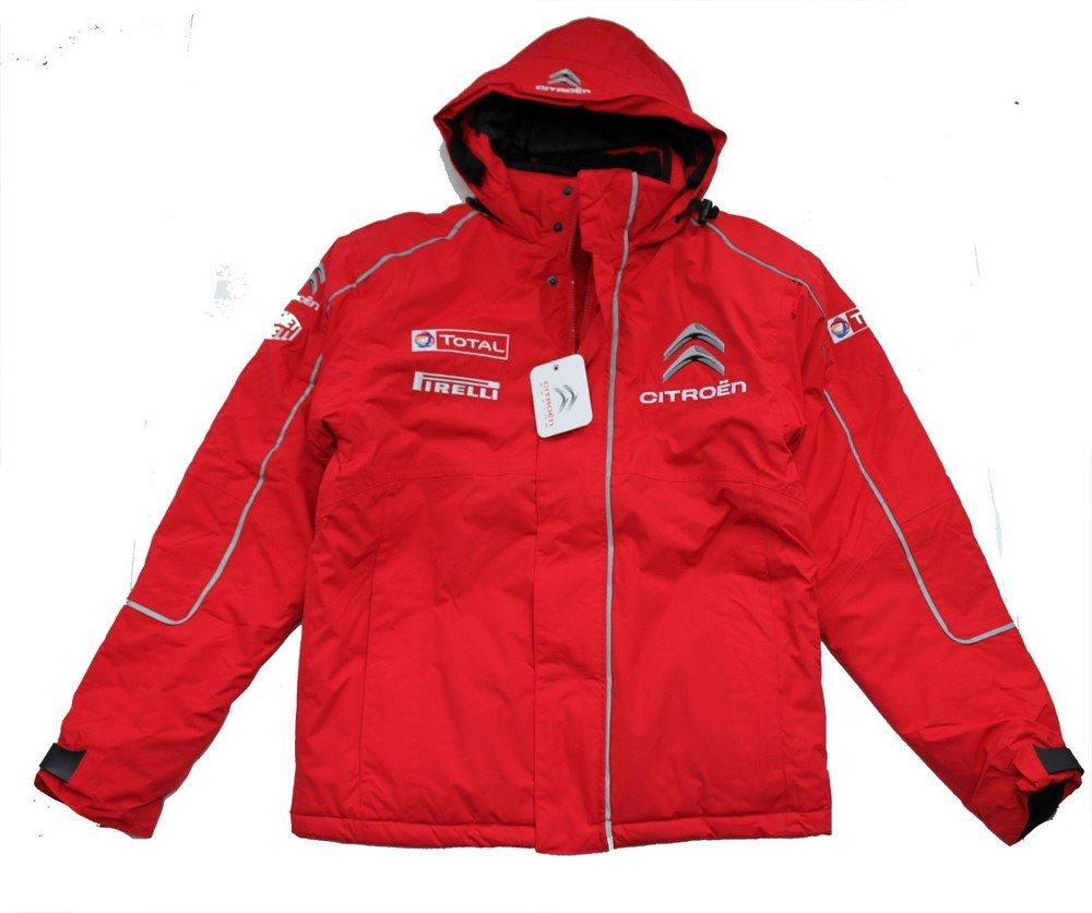 wholesale dealer c72ab 2eebf Jacke: WRC Citroen Racing World Rally Team New HV XS rot ...