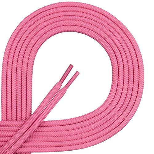 Per Lacci Poliestere All' nbsp;mm Nipoti Pink Allrounds 3 nbsp;cm Lunghezza Ø Business Runds nbsp;130 Nipoti nbsp;– Ficc 60 E 25 nbsp;colori Hiano Scarpe Uso Di In Pronto Pelle 7EwUqXxFn