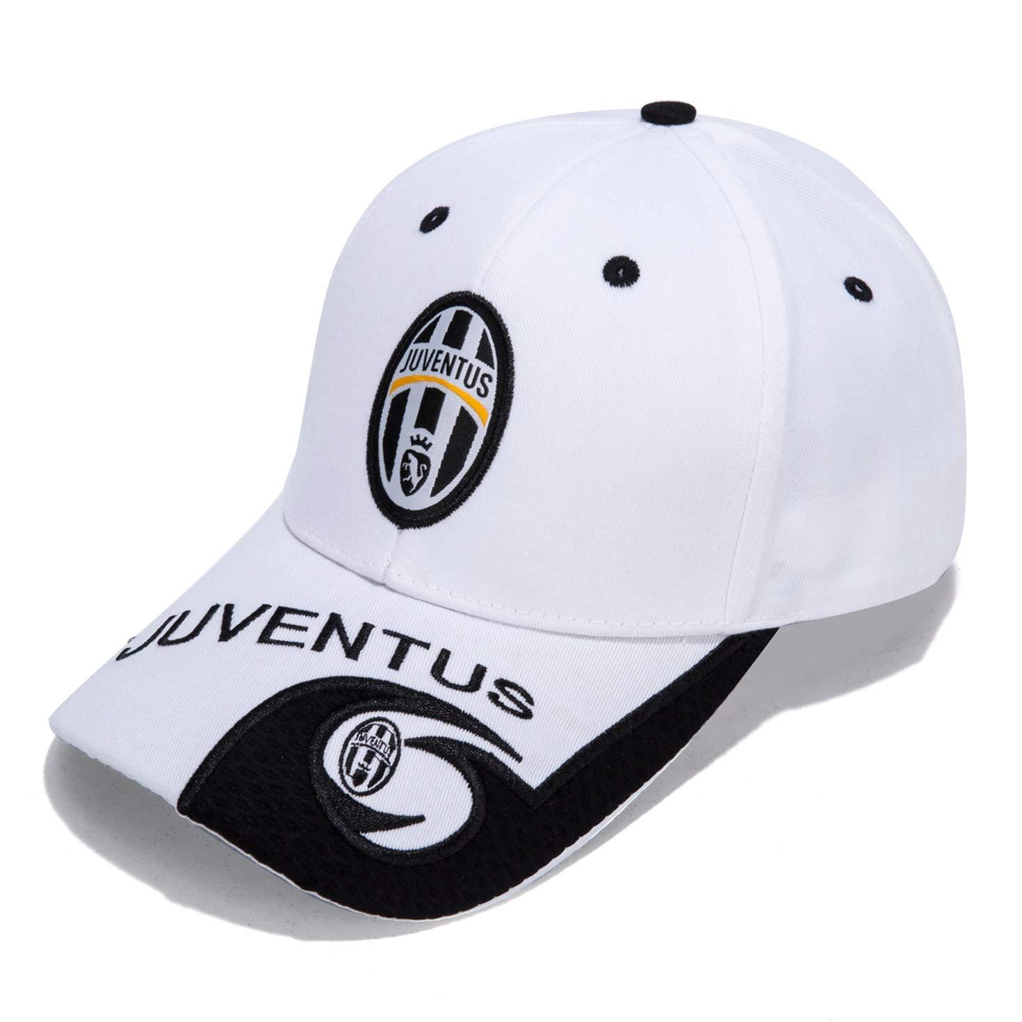 CaiLLYOJHO F.C Bestickt verstellbar Cap Juventus Herren Baseballkappe