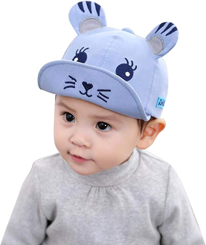 Gorra de bebé para bebés Tiger Lindo Ultra Suave - Capeline ...