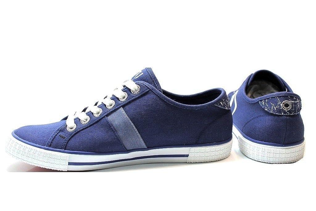 Trussardi Jeans 77S520 Marrone, Blu e e e Grigio scarpe da ginnastica Uomo Scarpa Sportiva 6f03b9