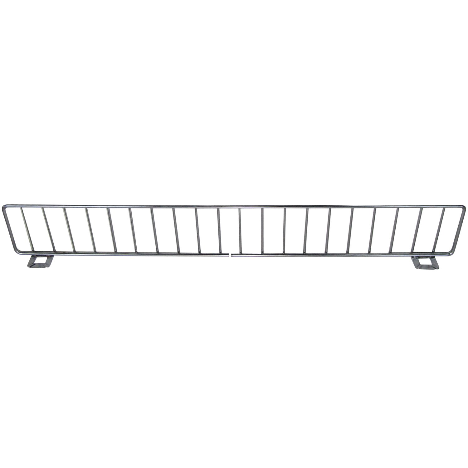 AWP CA-FD321CN-2 Chrome Divider Streater, 3 x 21 Size, Chrome, (Pack of 50)
