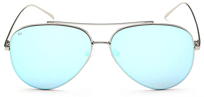 """24bc358a1249 PRIVÉ REVAUX """"The Aphrodite"""" Handcrafted Designer Aviator Sunglasses For Men    Women"""