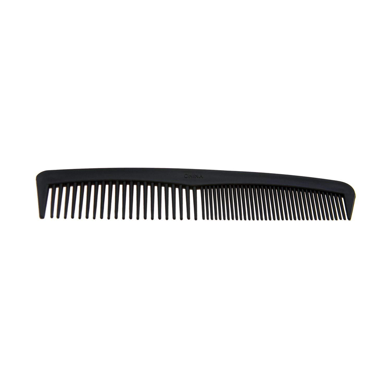 1440 Pieces - Wholesale 7 Inch Black Comb - Bulk Case Travel Size Hygiene Toiletries