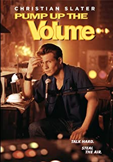 Amazon com: Pump Up the Volume: Christian Slater, Ellen Greene
