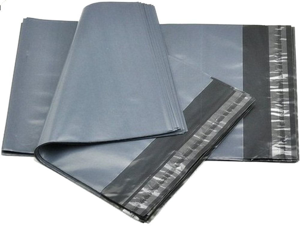 14'' x 19'' Self Seal Poly Bags, Easy Peel and Stick, 2.4 mil 50 count by A1Choice (Image #1)