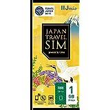 IIJ Japan Travel SIM Small (nano SIM/データ量:1GB/利用可能期間:30days) IM-B224