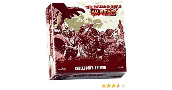 The Walking Dead All Out War 75031 - de la colección (edición Italiana): Amazon.es: Juguetes y juegos