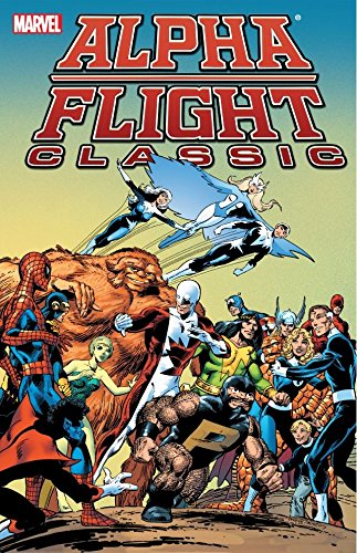 Alpha Flight Classic Vol. 1: v. 1