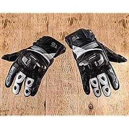 Axor Striker Black White Gloves-L