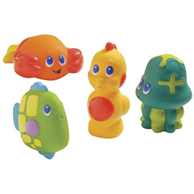 Safety 1st Seashore Squirties, Ocean Theme : Bathtub Toys : Baby