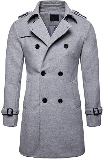manteau classique homme amazon