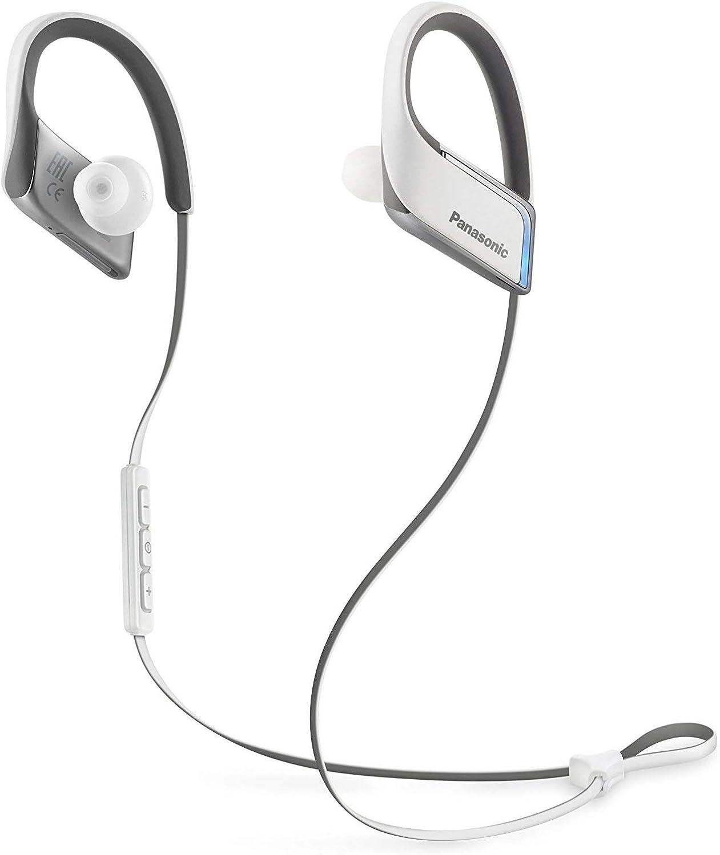 Panasonic RP-BTS50E-W Bluetooth In-Ear Kopfhörer Ohrhörer Im Ohr Bluetooth Weiß