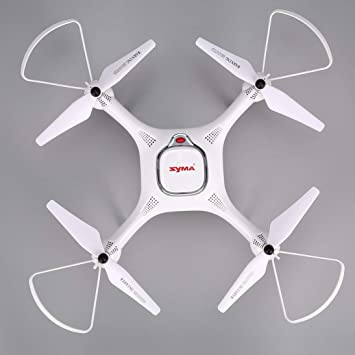 ToGames-ES Syma X25PRO RC FPV Quadcopter Drone 720P HD WiFi cámara ...