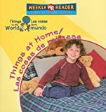 Things at Home (Las Cosas De Mi Casa), Weekly Readerr Early Learning Library, 0836872266