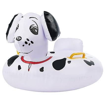 Flotador Inflable para Niños - Hinchable de Piscina - Juguete Inflable para Nadar -