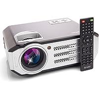 PROJETOR LED BETEC 2800 LUMENS BT940 - RESOLUÇÃO HD - HDMI, VGA, AV-RCA E USB