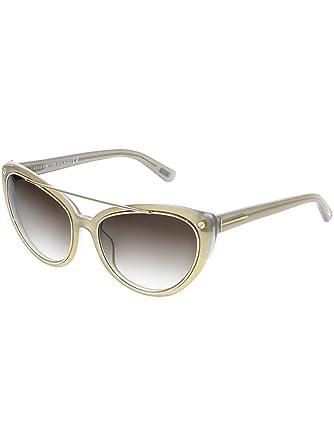 Amazon.com: Las mujeres de Nueva tom Ford anteojos de sol TF ...