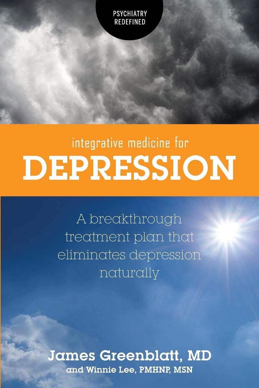 Integrative Medicine Depression Breakthrough Eliminates product image