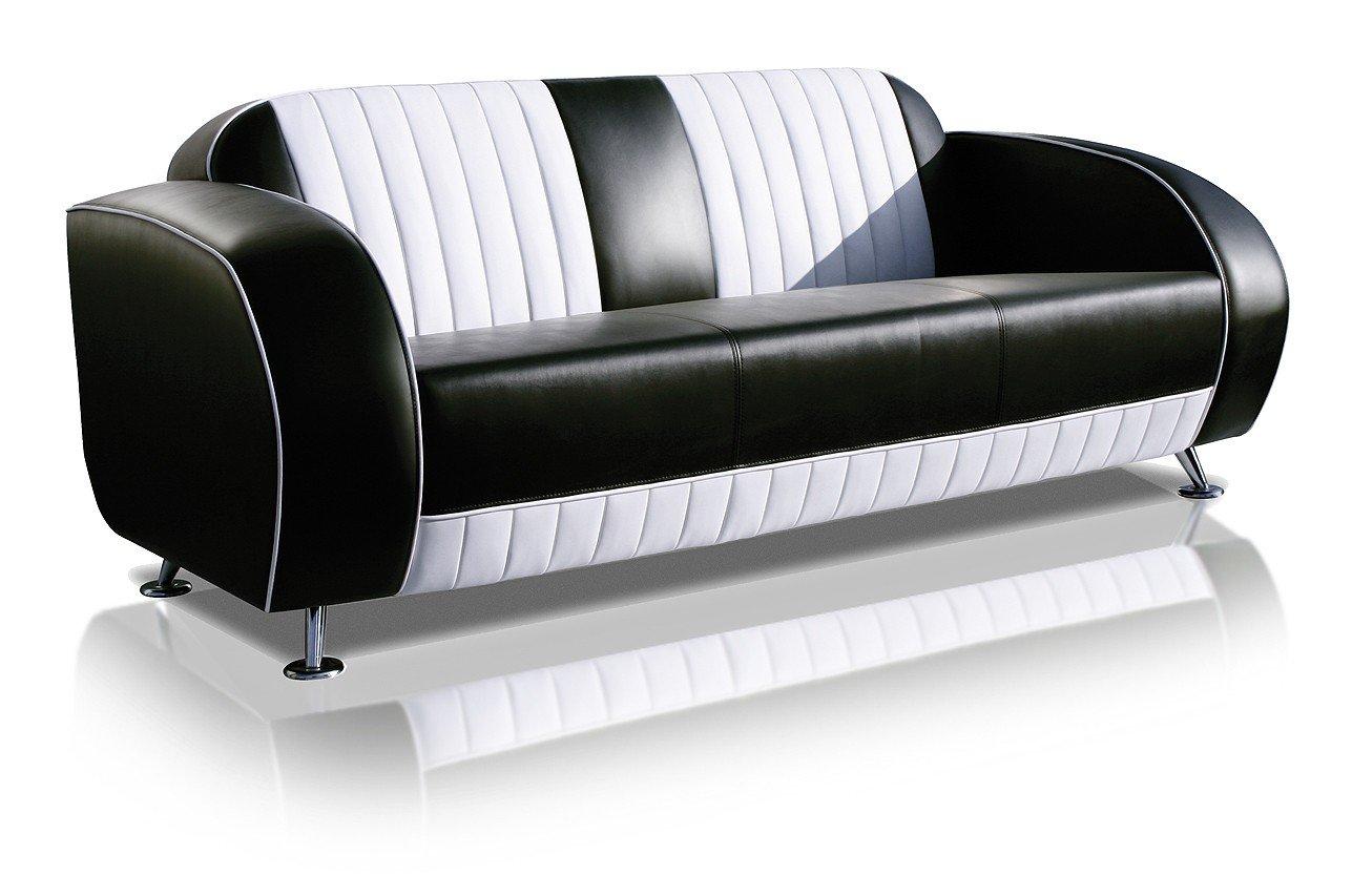 Blickfang Zweisitzer Schlafcouch Foto Von Bel Air Sofa Farben Retro Fifties Sfcb