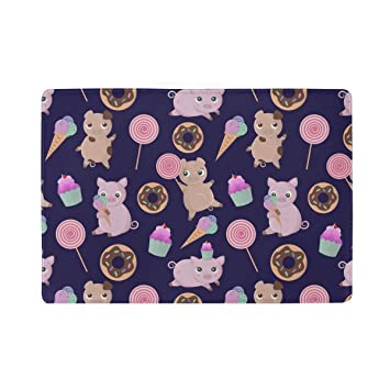 Purple Butterfly Fashion Leather Passport Holder Cover Case Travel Wallet 6.5 In