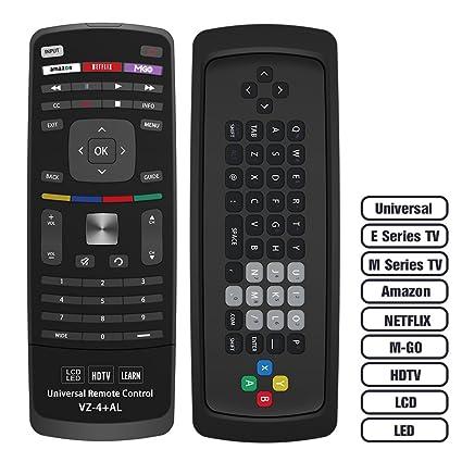 Gvirtue Universal Remote Control Compatible Replacement for Vizio E Series TV/M Series TV/