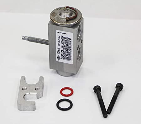 BuyAutoParts 60-40506RA New For Chrysler Town /& Country Dodge Caravan Rear A//C AC Expansion Valve Device