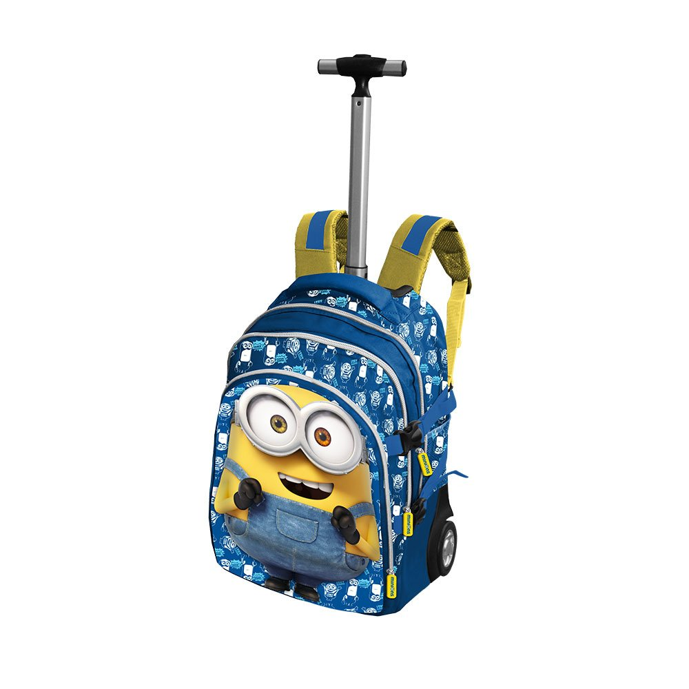 Minions – 44915 – Rucksack-Trolley Roulette