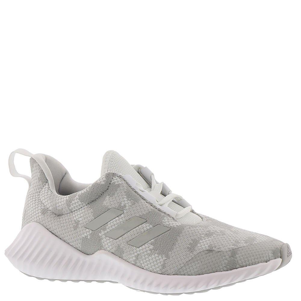 buy online 17876 4a6e0 Galleon - Adidas Originals Unisex-Kids Fortarun Running Shoe,  White Grey Grey, 4.5 M US Big Kid