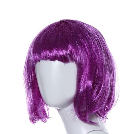 Tianya, peluca de pelo corto de mujer, peluca de pelo corto recto, peluca