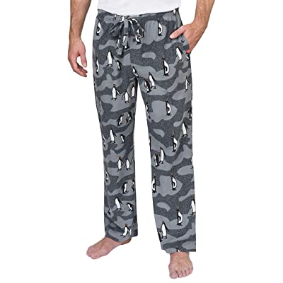 American Outdoorsman Men's Cozy Fleece Lounge Pants at Amazon Men's Clothing store