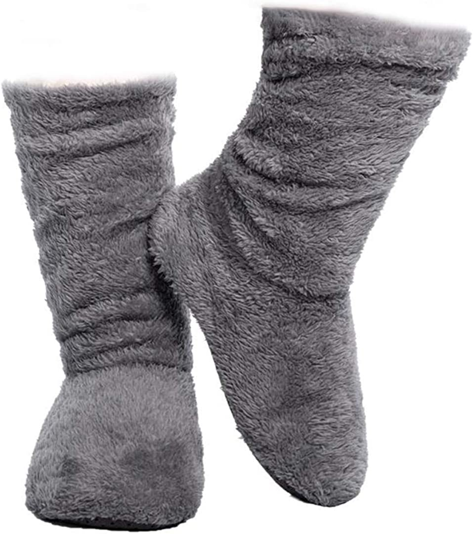 The Best Fluffy Boots For Home