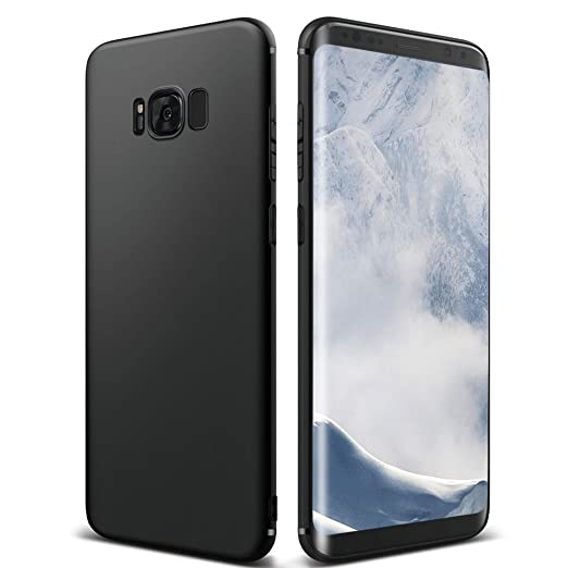 21 opinioni per Galaxy S8 custodia , ikalula Galaxy S8 cover Morbido TPU Custodia
