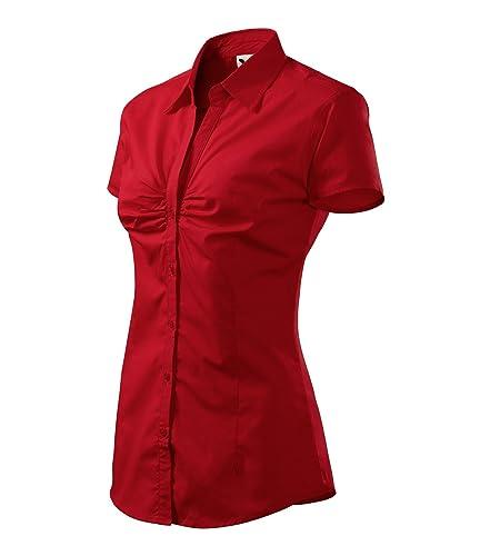 Blusa Para Mujer, Camisa elegante de manga corta–Tamaño y Color a elegir