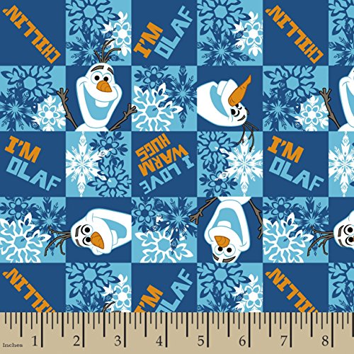 Springs Creative Products Group Frozen Olaf Chillin ()