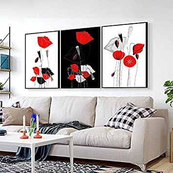 Amazon.com: Patined The Living Room Decoration Painting ...