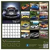 2020 Corvette Wall Calendar