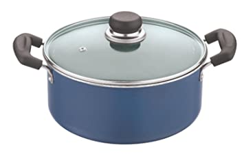 Vinod Cookware Casserole with Lid, 2.2 litres Serving Casseroles & Tureens at amazon