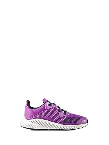 bce9b1b94 adidas Unisex Kids' Fortarun K Gymnastics Shoes, Pink (Pursho/Maruni/Ftwbla