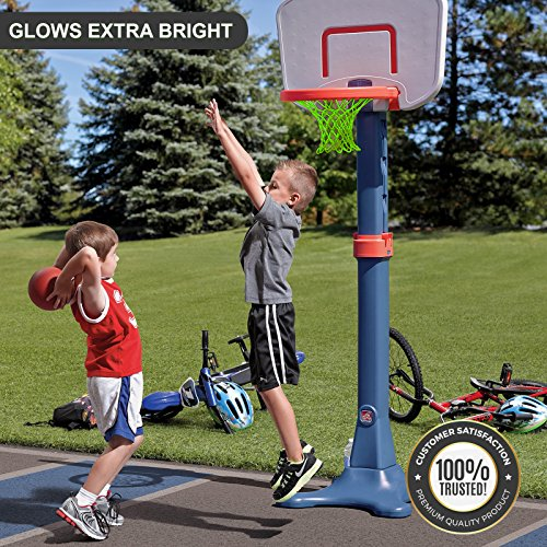 The 8 best basketball nets for outside