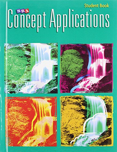 SRA Concept Applications - Corrective Reading Comprehension C - Student Textbook