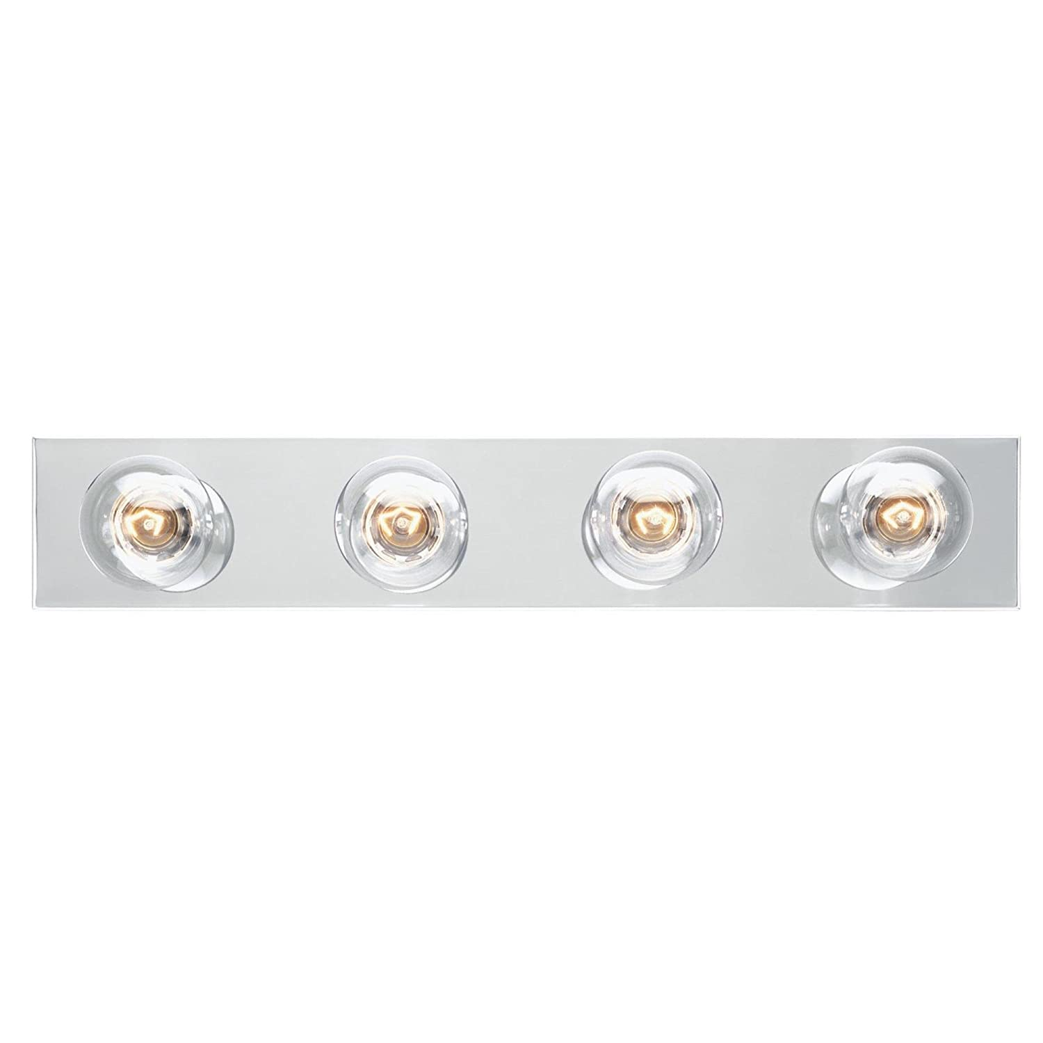 Westinghouse Lighting 6641100 Four-Light Bath Bar