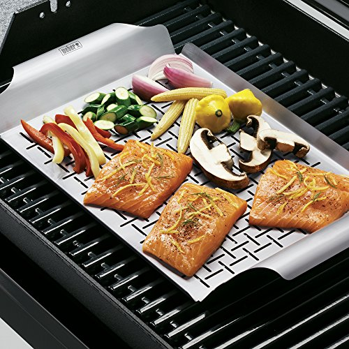 Weber Style 6435 Professional-Grade Grill Pan by Weber (Image #4)