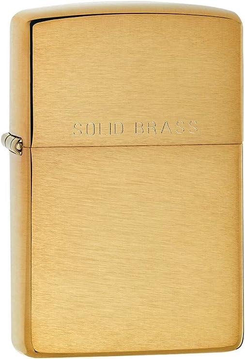 Zippo Classic Oro - Encendedor de cocina (Oro, 1 pieza(s)): Amazon.es: Hogar