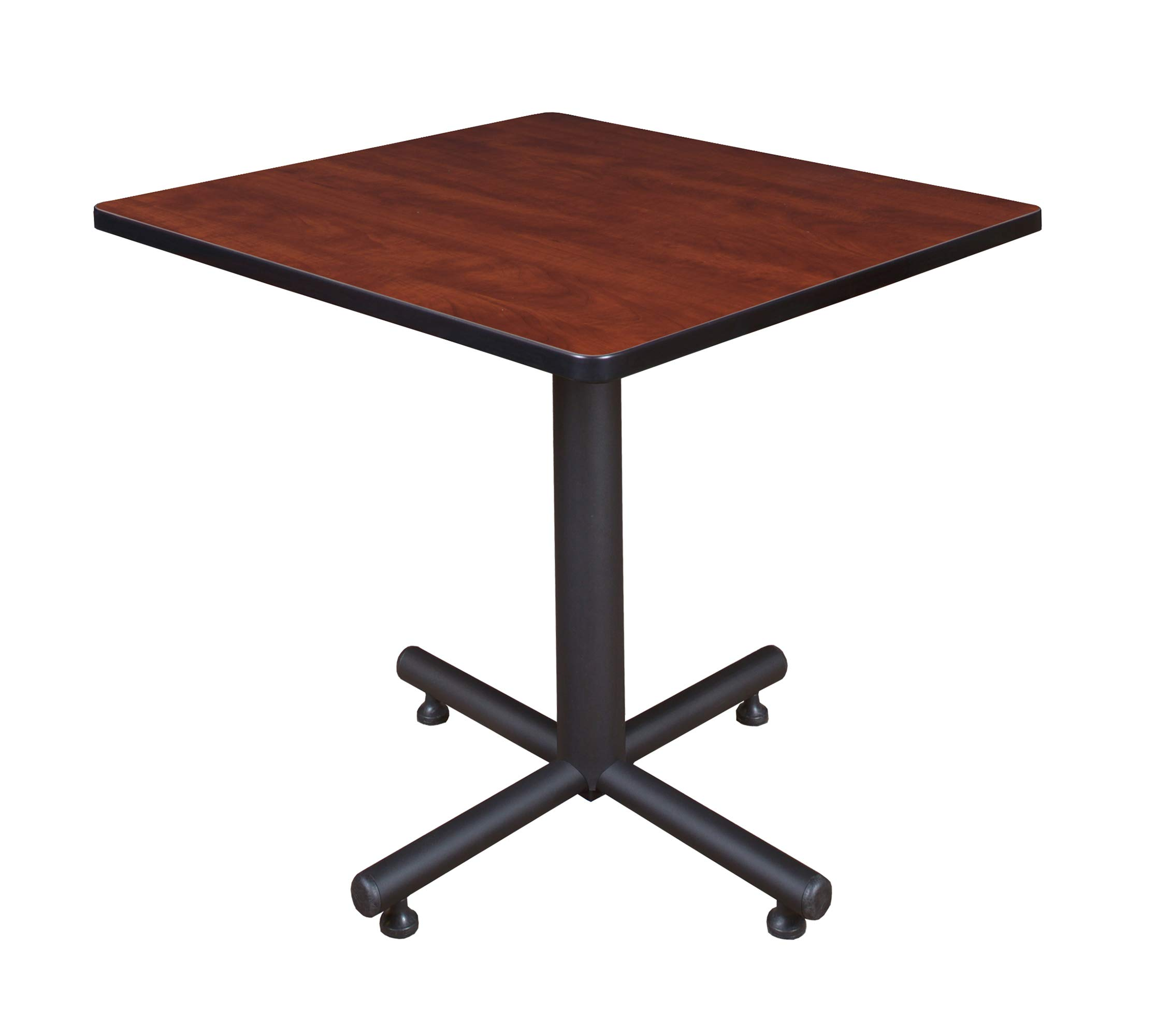 Regency Kobe 30-Inch Square Breakroom Table, Cherry by Regency