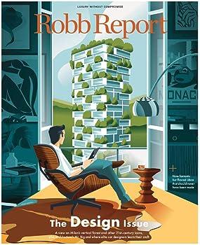 2-Year Robb Report Magazine Subscription